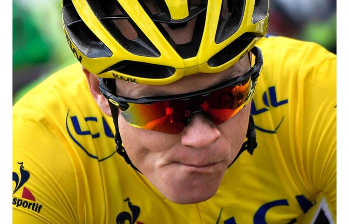 Chris Froome revela su favorito para el Tour de Francia