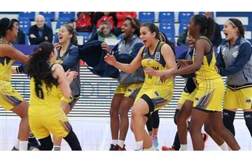Colombia logra histórico paso a mundial de baloncesto sub-17 femenino