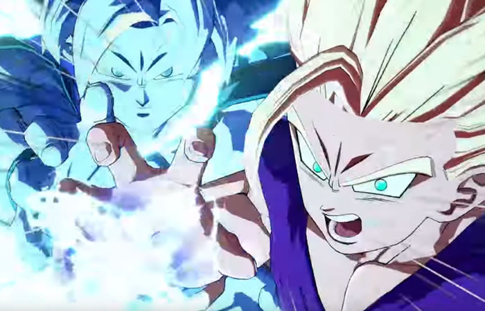 Dragon Ball FighterZ deja ver su épico primer tráiler