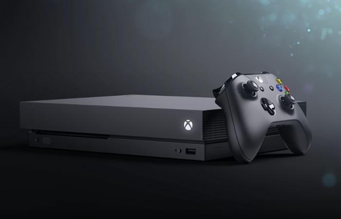 Microsoft presentó su Xbox One X, la más poderosa jamás fabricada