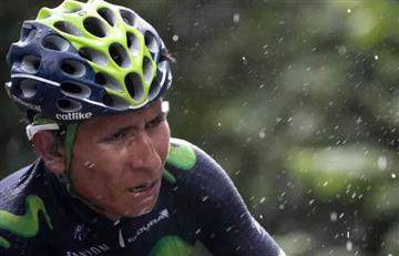 Nairo Quintana ya se prepara para el Tour de Francia