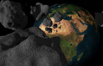 """NASA halla 10 objetos """"potencialmente peligrosos"""" que orbitan la Tierra"""