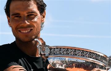 Rafael Nadal se convierte en el número dos del mundo