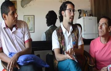 Facebook: Se celebró en Medellín la primera unión entre tres hombres