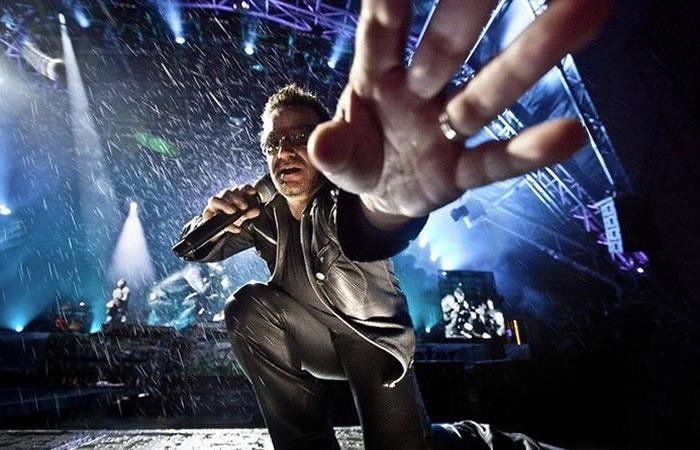 U2: Precios y boletería para el concierto en Colombia