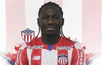 Atlético Junior oficializa la llegada de Yimmi Chará