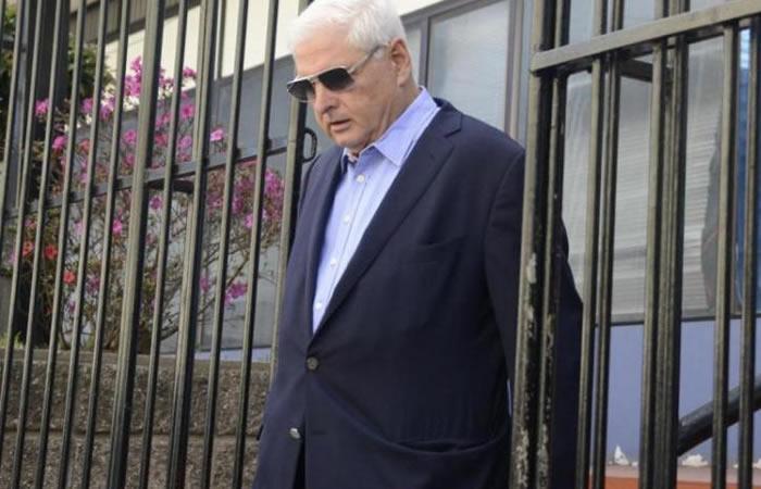 Expresidente de Panamá Ricardo Martinelli es detenido en Miami