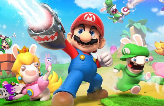 Super Mario Odyssey. Foto: Twitter