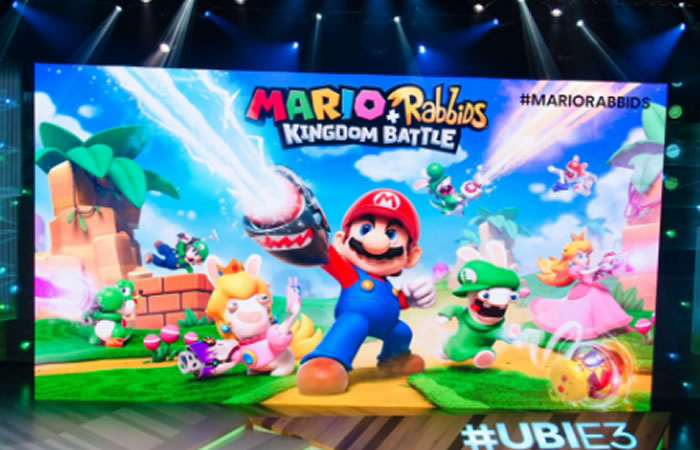Nintendo revela tráilers de sus nuevos videojuegos  en el E3