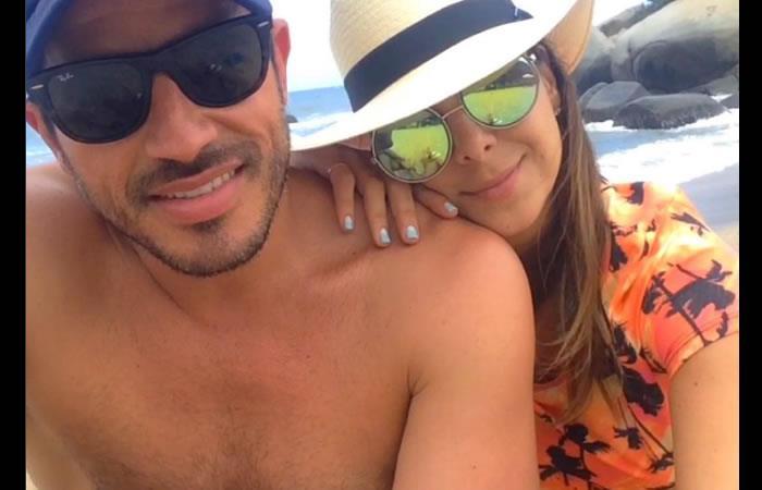 Sandra Mazuera acusa de 'quita maridos' al nuevo amor de Pedro Palacio