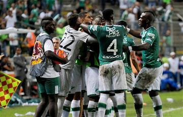 Deportivo Cali vs. Atlético Nacional: Alineaciones oficiales