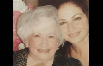 Gloria Estefan confirma la muerte de su madre