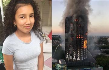 Londres: Colombiana de 12 años desapareció en incendio de edificio