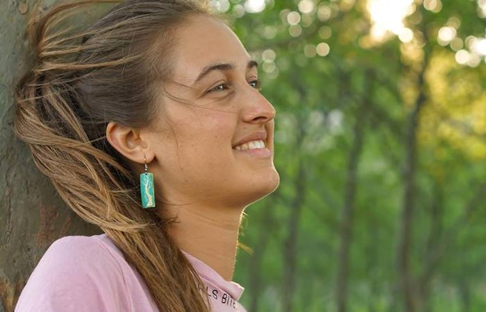 Magali Cuvillier: Una quilleranadiense que ama a Colombia
