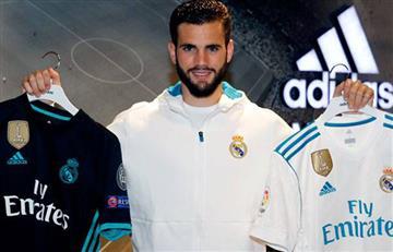 Real Madrid presentó su nueva indumentaria