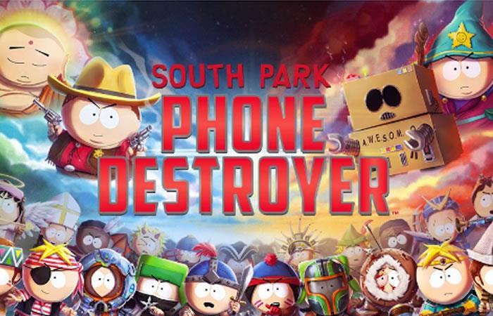 South Park, nuevos juegos de la serie estarán en móvil, PS4, Xbox y PC