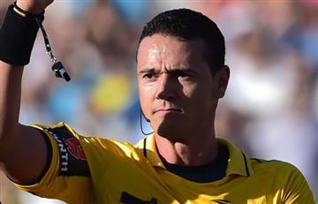 Copa Confederaciones: Wilmar Roldán sera el árbitro del partido inaugural