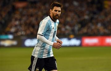 El mensaje de Messi con miras al Mundial Rusia 2018