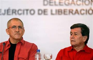 ELN: Fiscalía ordenará captura contra sus negociadores de paz