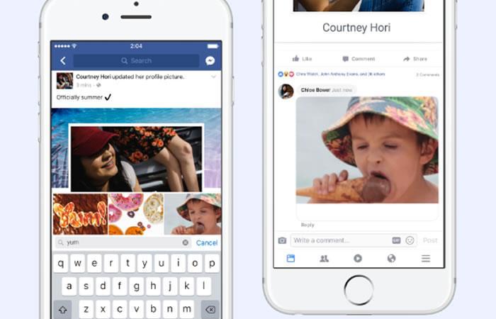 Facebook: ¿Cómo responder comentarios con GIFs?