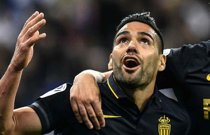 Falcao García: Su golazo al City entre los mejores de la Champions