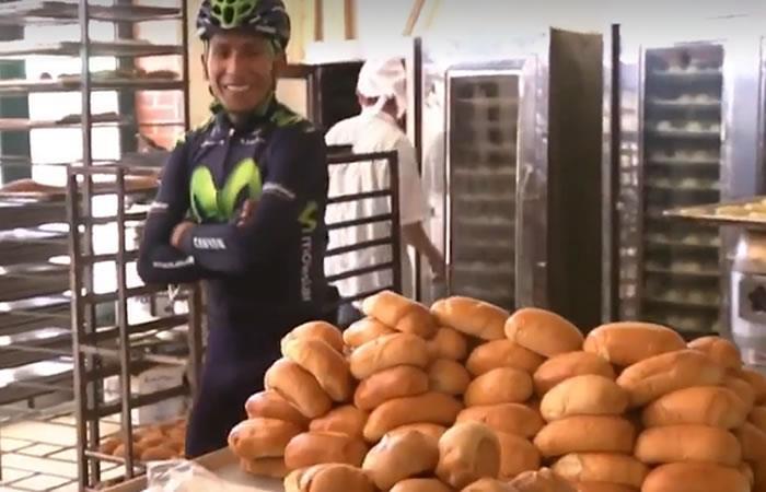 Nairo Quintana: Vídeo muestra la admiración por él, en Francia