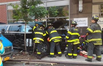 Nueva York: Camioneta atropella a varias personas en Manhattan