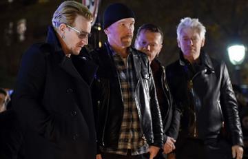 U2: Poeta latino está orgulloso que la banda le eligieran para su gira