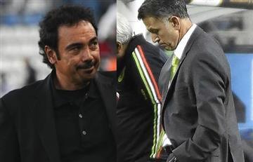 Copa Confederaciones: Hugo Sánchez quiere sacar a Osorio