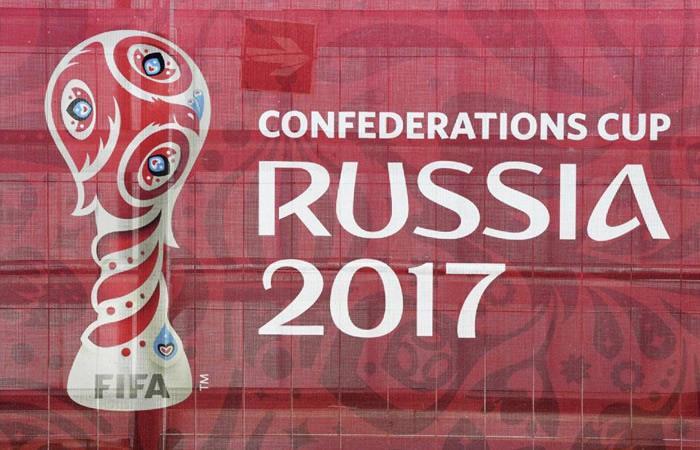 Copa Confederaciones mide la seguridad rusa antes del Mundial