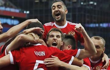 Copa Confederaciones: Rusia vs. Nueva Zelanda online en partido inaugural