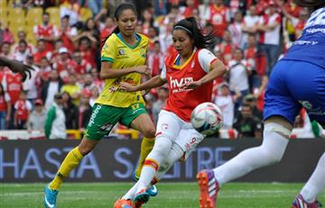 Liga Águila Femenina: Santa Fe y Huila jugarán la primera final del campeonato
