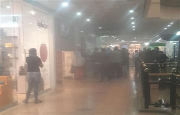 Bogotá: Centro Comercial Andino es evacuado por explosión