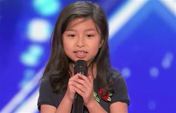 Celine Diones imitada por pequeña que sorprende con su voz