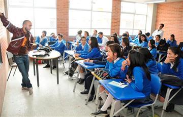 Clases perdidas por el paro de maestros se recuperarían en diciembre