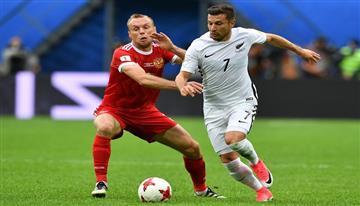 Copa Confederaciones: El cuarto cambio y las nuevas reglas