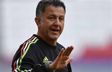 Copa Confederaciones: México vs. Portugal del debut de Osorio
