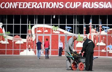 Copa Confederaciones: Rusia vs. Nueva Zelanda el partido inaugural