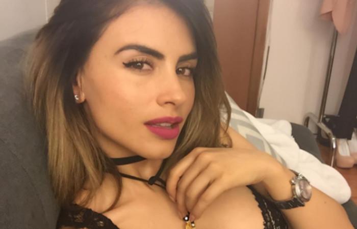 Jessica Cediel. Foto: Instagram