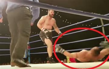 Boxeo: Tim Hague sufre muerte cerebral tras un duro noacut