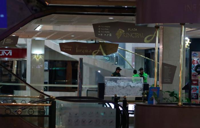 C.C.Andino: 'Estoy vivo de milagro', dice testigo de atentado en Bogotá