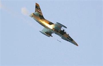 EE.UU. confirma que derribó un avión sirio en Raqa