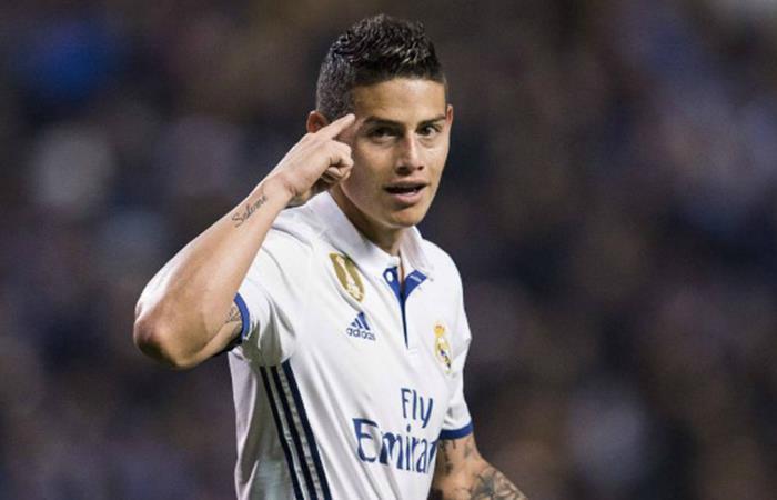 James Rodríguez: PSG descarta el fichaje del colombiano