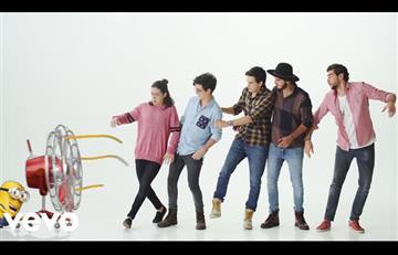 'Mi Villano Favorito 3' tiene canción oficial de grupo colombiano