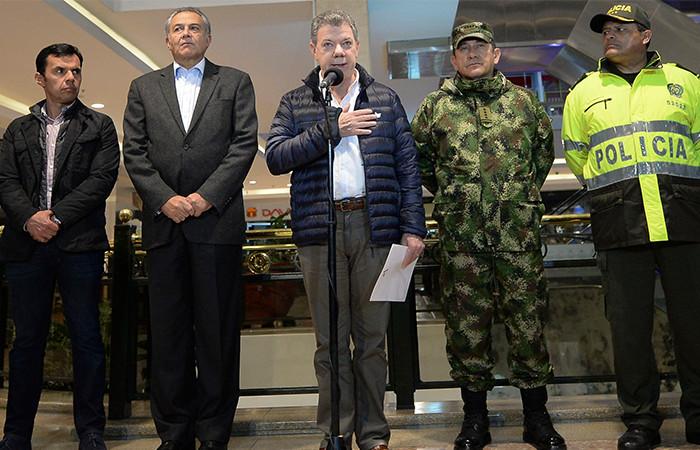 Santos estará en Consejo de Seguridad para hallar los responsables del atentado
