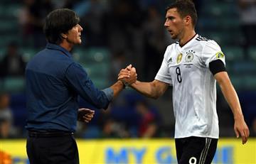 Copa Confederaciones: Alemania se impuso ante Australia