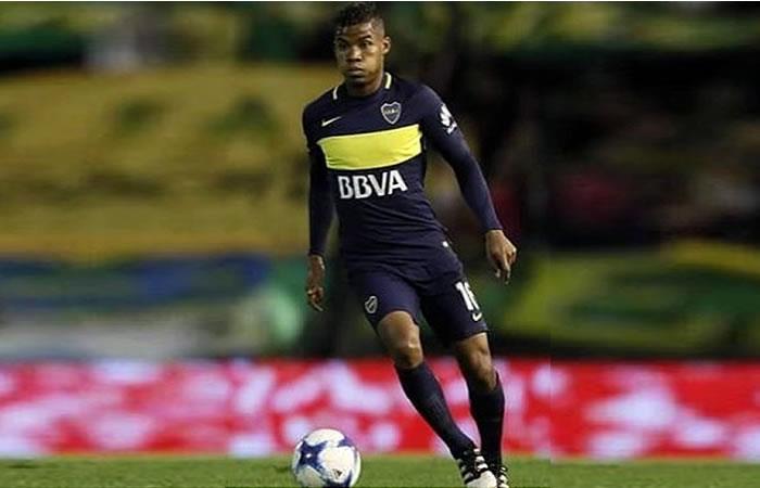 Boca Juniors: Wilmar Barrios se convirtió en ficha clave