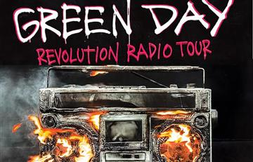 Green Day vuelve a Colombia