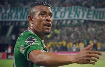 Atlético Nacional: Farid Díaz en Paraguay para fichar con Olimpia