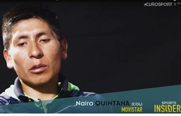 Nairo Quintana: Documental europeo revela los secretos del colombiano